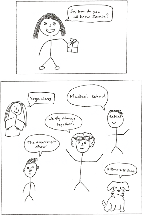 You Know You're a Multipotentialite When… (The Comic Edition
