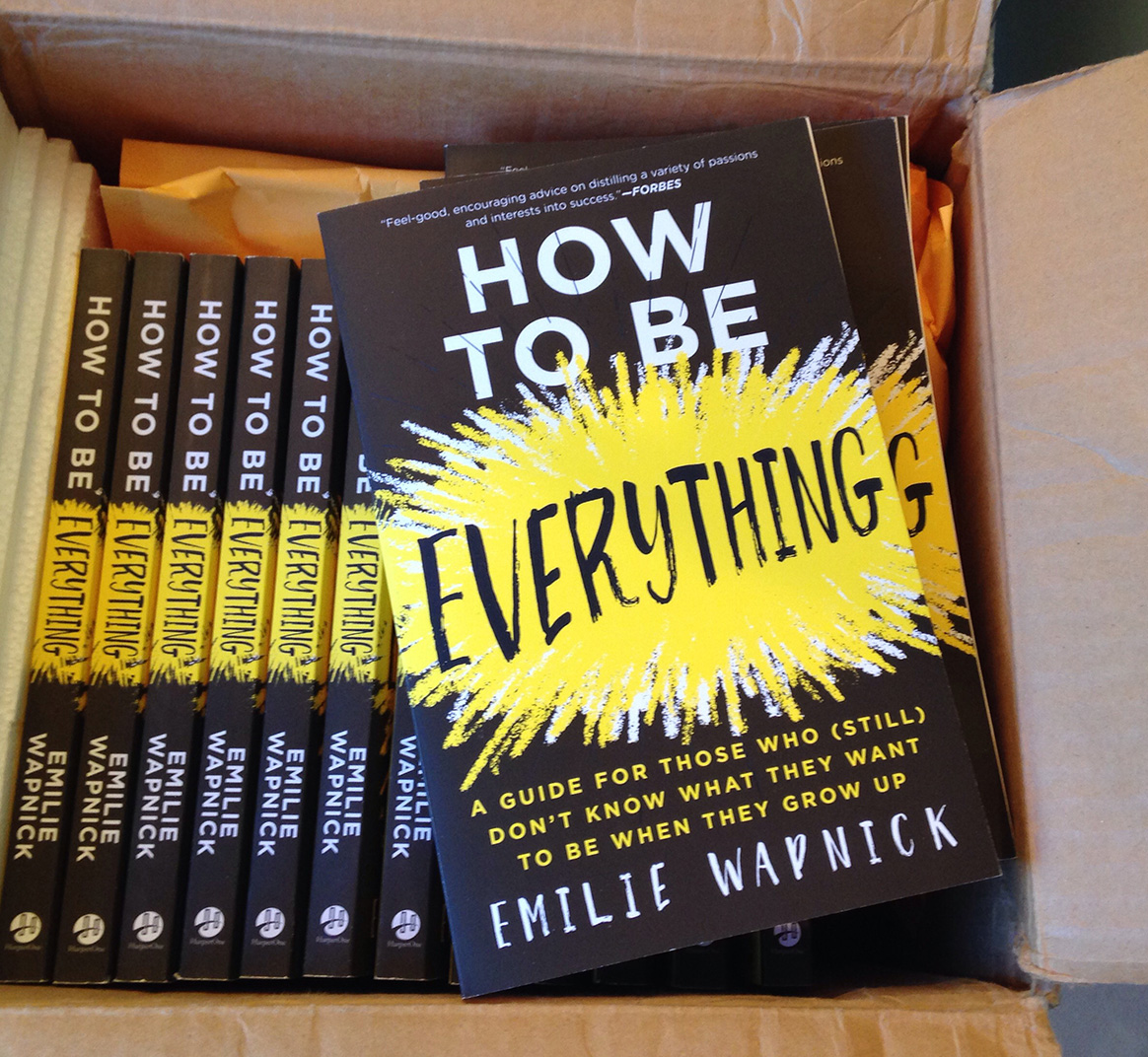 Win A Signed Copy Of How To Be Everything We Won Book Award Race Car Wiring Books Puttylike